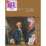 【中商海外直订】Casanova: Part 22 - To London: Large Print