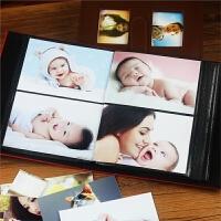 家庭相册相簿大容量 6寸相册 插页式 4R相册本影集200张 宝宝成长