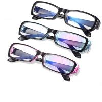 防辐射眼镜电脑镜女男专用儿童防蓝光夹片防近视护目平光保护眼睛