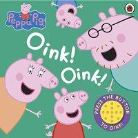 Peppa Pig: Oink! Oink! 粉红猪小妹:呼噜声【英文原版童书 小猪佩奇】