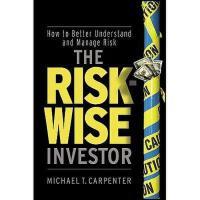 """【预订】The """"Risk-Wise"""" Investor: How To Better Understand"""