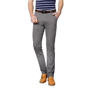 1号牛仔  男士新款时尚百搭商务休闲裤男长裤