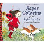 【预订】Super Catarina y los Super Insectos