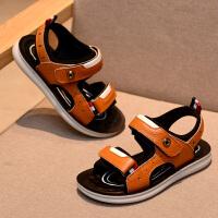 男童凉鞋新款夏季男童鞋中大童鞋小孩沙滩鞋儿童鞋子