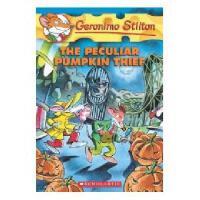 英文原版 老鼠记者42 Geronimo Stilton #42: The Peculiar Pumpkin Thie