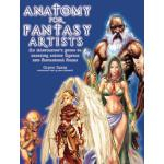 【预订】Anatomy for Fantasy Artists: An Illustrator's Guide