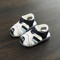 宝宝凉鞋女公主鞋男童婴儿学步鞋小童鞋子春夏季