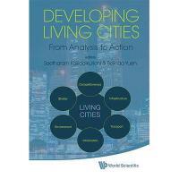 【预订】Developing Living Cities: From Analysis to Action
