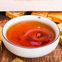 普洱茶小金�u熟茶小沱茶醇香小方�u茶�~木�|�Y盒�b1500g