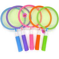 儿童羽毛球拍宝宝幼儿园小孩学生户外运动球类玩具1-3-6-12岁