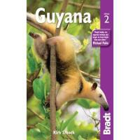 【预订】Bradt Travel: Guyana