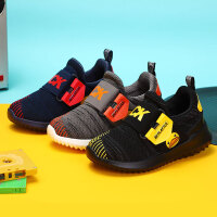 【4折价:99.6】B.Duck 小黄鸭男女童鞋 新款儿童运动鞋透气防滑耐磨儿童鞋网鞋单鞋B3083920