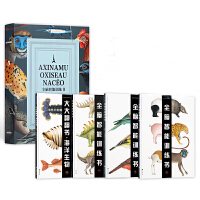 正版全新 法国原版引进全脑智能训练书 恐龙动物鸟类(套装共4册)
