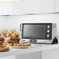 Delonghi/德龙 EOB20712家用多功能电烤箱面包蛋糕烘培机智能烤箱 内部不粘涂 对流烘烤