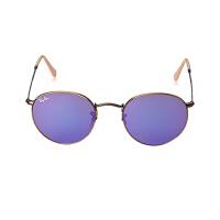 【网易考拉】Ray・Ban 雷朋 儿童太阳镜 紫色镜片 古铜色镜框 RB3447-167/1M 50mm