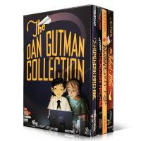 【全店300减100】英文原版The Dan Gutman Collection: The Homework Machi