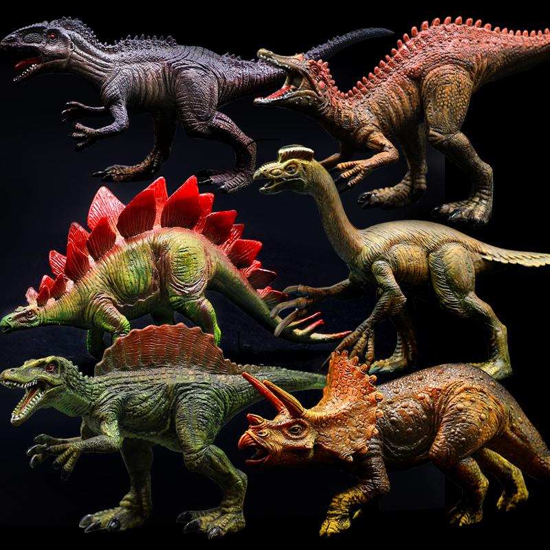 恐龙玩具霸王龙化石仿真蛋模型动物龙蛋玩具男孩儿礼物大号套餐