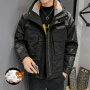 冬季外套男士2019年新款爆款加厚工装韩版帅气保暖短款羽绒服男潮