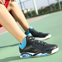 DAZED CONFUSED秋冬季篮球鞋男鞋球鞋高帮减震运动鞋大学生跑步鞋休闲鞋小青年男鞋