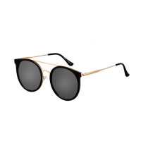 潮眼镜墨镜女太阳镜女韩版时尚复古偏光镜大框驾驶太阳眼镜
