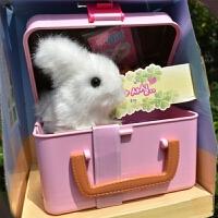 玩具甜心提包屋拉比兔悄悄话的蜜蜜兔松鼠屋小鸡养成屋