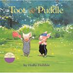 【预订】Toot and Puddle