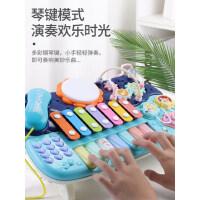 宝宝玩具益智早教0一1岁女孩多功能音乐电话座机儿童6-12个月婴儿