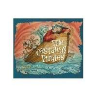 英文原版 The Castaway Pirates: A Pop-Up Tale of Bad Luck, Sharp