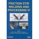 【预订】Friction Stir Welding And Processing Vi