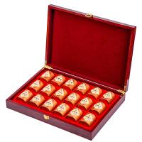安溪铁观音茶叶礼盒装特级浓香型450g兰花香年货*乌龙茶