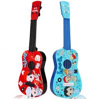 儿童吉他玩具可弹奏尤克里里乐器宝宝初学迷你小吉他卡通小孩