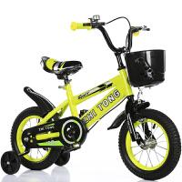 儿童自行车2-3-4-6岁男女宝宝单车12-14-16-小孩子童车脚踏车