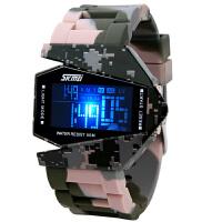 时刻美儿童表 男士夜光电子表学生手表男表腕表
