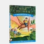【现货】神奇树屋英文原版1 Magic tree house #1:Dinosaurs Before Dark 恐龙谷