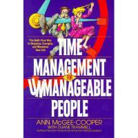 【预订】Time Management for Unmanageable People: The