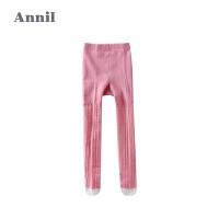 【200-100】安奈儿童装女童连裤袜2019新款