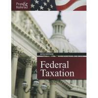 【预订】Federal Taxation [With CDROM]
