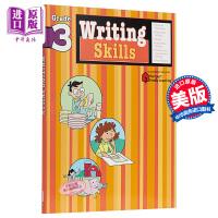 【中商原版】FLASHKIDS写作技巧:3年级 Writing Skills: Grade 3 小学教辅教材工具书 写作