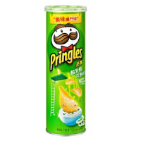 [当当自营] 品客 酸乳酪洋葱味薯片110g