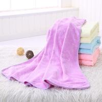 婴儿浴巾新生儿秋冬儿童大毛巾被宝宝吸水
