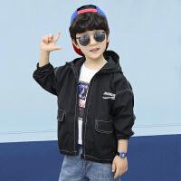木木屋男童春装外套2021新款儿童洋气网红时髦春夏款韩版男孩运动外套