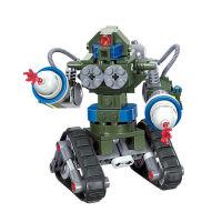军事积木拼插组装机器人积木玩具 如图款