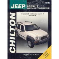 【预订】Jeep Liberty: 2002-2004