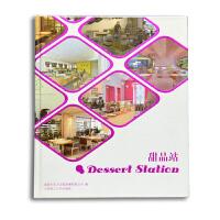 甜品站设计Dessert Station咖啡馆餐饮空间装修设计案例