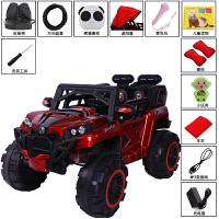 四轮遥控汽车宝宝超大越野车女男孩充电四驱可坐儿童电动玩具高速