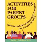 【预订】Activities for Parent Groups: Structured