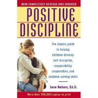 【现货】英文原版 正面管教 (正向教育)Positive Discipline 儿童管教 写给父母的家庭育儿教养指南