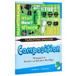 【中商原版】【新加坡英语教材】Targeting English Composition Book 5 目标英语作文5
