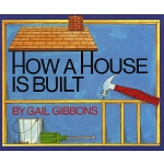 【中商原版】盖尔吉本斯少儿百科系列 盖房子 英文原版 How a House Is Built 儿童科普 Gail G