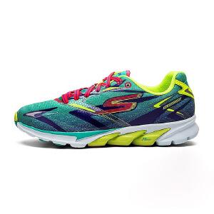 Skechers斯凯奇低帮休闲运动女鞋 舒适时尚撞色慢跑步鞋 13995C